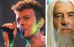 O David Bowie, Άρχοντα, Δαχτυλιδιών, O David Bowie, archonta, dachtylidion