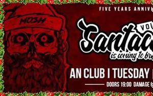Santacore Is Coming, Breakdown, An Club