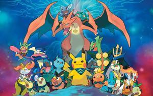 Pokemon…