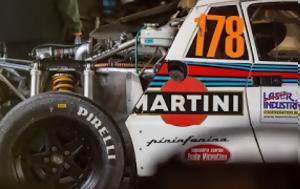 Lancia Rally 037, Monza Rally Show [video]