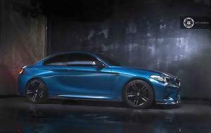 BMW M2, MTC Design
