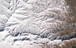 Χιόνι, Σαχάρα, NASA, chioni, sachara, NASA