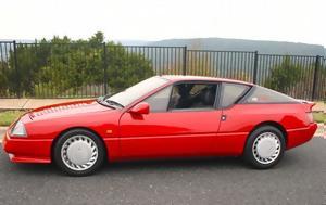 11 000, Alpine GTA Turbo Εννοείται, 11 000, Alpine GTA Turbo ennoeitai