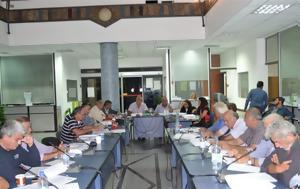 Χανιά, Συνεδριάζει, Δημοτικό Συμβούλιο Πλατανιά, chania, synedriazei, dimotiko symvoulio platania