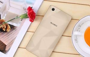 Bluboo Picasso 4G, 2GB RAM NFC
