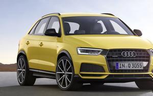 Audi Q3, Καθ', Audi Q3, kath'