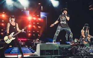 Τhe Machine Is Back Tour, Περιοδεία, Ευρώπη, Guns N Roses, the Machine Is Back Tour, periodeia, evropi, Guns N Roses