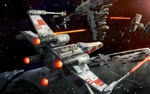Modders, X-Wing, Unity