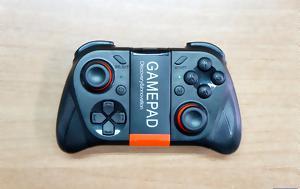 Gamepad, Bluetooth, Smartphones