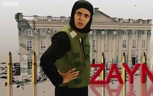 Νοικοκυρές, ISIS, – Γέλιο, BBC [βίντεο], noikokyres, ISIS, – gelio, BBC [vinteo]