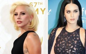 Lady Gaga-Katy Perry, Μάρτυρες, Kesha, Lady Gaga-Katy Perry, martyres, Kesha