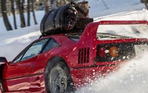 Ferrari F40, [video]