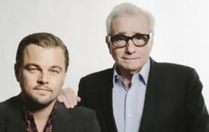 Martin Scorsese, Leonardo DiCaprio