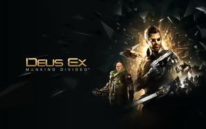 Deus Ex, Mankind Divided – Δωρεάν, Pre-Order, Deus Ex, Mankind Divided – dorean, Pre-Order