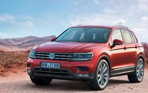 Σημαντική, Volkswagen Tiguan, simantiki, Volkswagen Tiguan