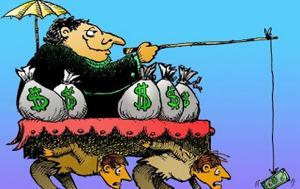 Το χρήμα και το εν ισχύ ληστρικό χρηματοπιστωτικό και νεοφιλελεύθερο καπιταλιστικό οικονομικό σύστημα