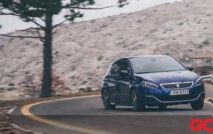 VIDEO ΔΟΚΙΜΗ, Peugeot 308 GT 2 0 HDi 180 EAT6, VIDEO dokimi, Peugeot 308 GT 2 0 HDi 180 EAT6