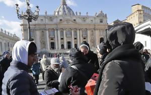 Βατικανό, Δευτέρα, vatikano, deftera