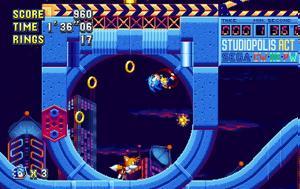 Sonic Mania, Sonic, Switch