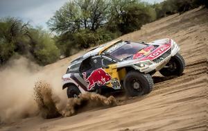 Rally Dakar 2017, O Peterhansel