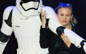Leia, Lucasfilm, CGI