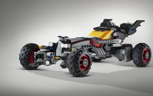 Chevrolet, Lego, Batmobile