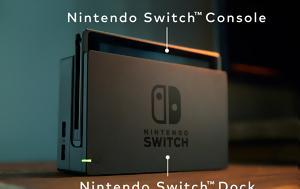 Nintendo Switch … Τελικά, Nintendo Switch … telika