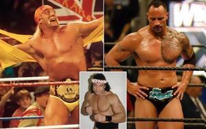 O Rock, Hulk Hogan, Jimmy Superfly Snuka