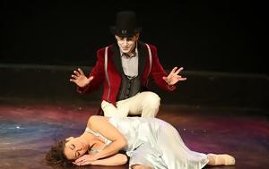 Cirque Musical, Γυάλινο Μουσικό Θέατρο, Cirque Musical, gyalino mousiko theatro