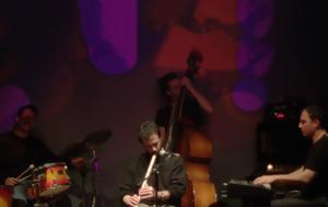 Χάρης Λαμπράκης Quartet, Στέγη, Ιδρύματος Ωνάση, charis labrakis Quartet, stegi, idrymatos onasi