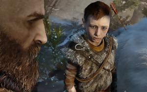 God, War PS4, Kratos