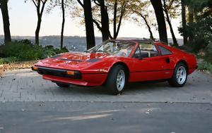 Ferrari 308 GTS Quattrovalvole, Μάγκνουμ, Ferrari 308 GTS Quattrovalvole, magknoum