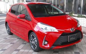 Live, Toyota Yaris