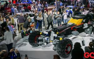 Batmobile, 344 000, LEGO