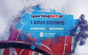Κερδίστε, Ολυμπιακός – Μπασκόνια, kerdiste, olybiakos – baskonia