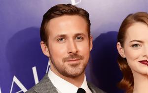 Ryan Gosling, Emma Stone, Ποιος, La La Land, Ryan Gosling, Emma Stone, poios, La La Land