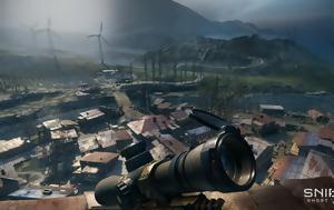 Μπείτε, Sniper Ghost Warrior 3, beite, Sniper Ghost Warrior 3
