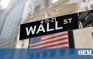 Wall Street, Πτώση, Τραμπ, Wall Street, ptosi, trab