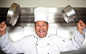 10 πράγματα που δεν σου λένε οι σεφ