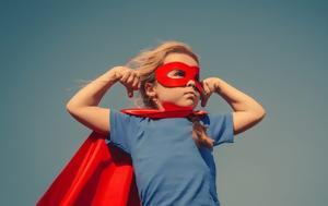 Οι υπερήρωες σώζουν τον πλανήτη όχι όμως τα παιδιά μας