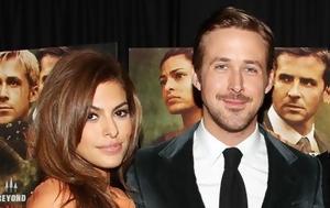 O Ryan Gosling, Eva Mendes