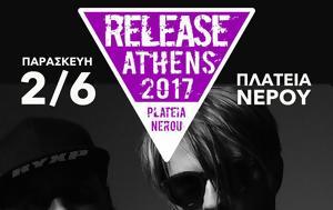 Röyksopp, Moderat, Release Athens 2017