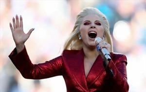 Πάνω, Super Bowl, Lady Gaga, pano, Super Bowl, Lady Gaga