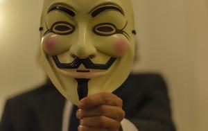 Anonymous, Τραμπ, Anonymous, trab