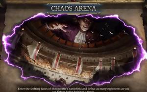 Επιστροφή, Chaos Arena, Elder Scrolls, Legends, epistrofi, Chaos Arena, Elder Scrolls, Legends