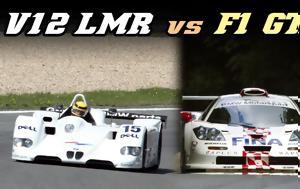 BMW V12 LMR, McLaren F1 GTR Longtail, Ποιο, BMW V12 LMR, McLaren F1 GTR Longtail, poio