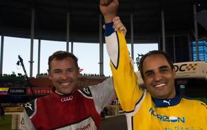 O Juan Pablo Montoya, Πρωταθλητή, Πρωταθλητών, O Juan Pablo Montoya, protathliti, protathliton