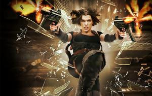 Resident Evil, Milla Jovovich