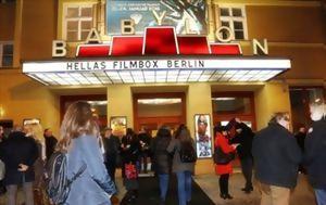 Βραβεύτηκε, Νοτιάς, Hellas Filmbox Berlin, vraveftike, notias, Hellas Filmbox Berlin