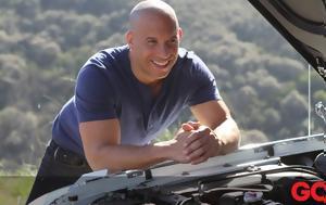 Διέρρευσε, Vin Diesel, Challenger, dierrefse, Vin Diesel, Challenger